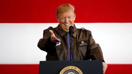 Donald Trump erwartet Treffen mit Wladimir Putin