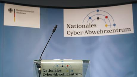 Nationales Cyber-Abwehrzentrum in Bonn, Deutschland, 16. Juni 2011.