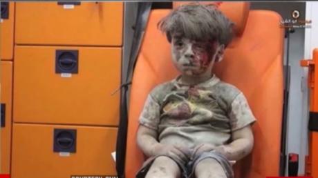 Der Vater des kleinen Omran Daqneesh beklagte sich darüber, dass westliche Medien seinen Sohn benutzt hätten.