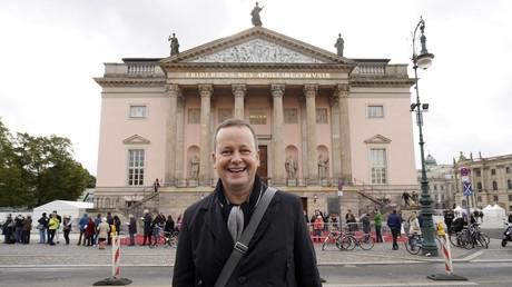 Findet Gefallen an politisch motivierter Zensur...der Berliner Kultursenators Klaus Lederer (DIE LINKE)