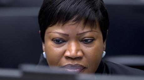 Die Chefanklägerin des Internationalen Strafgerichtshofs, Fatou Bensouda, sieht offenbar genug Anlass, um gegen die USA vorzugehen.