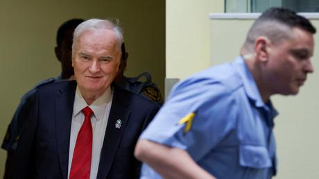 Die Richter erklärten Mladic in zehn der elf Anklagepunkte für schuldig und folgten mit dem Strafmaß dem Antrag der Staatsanwaltschaft.