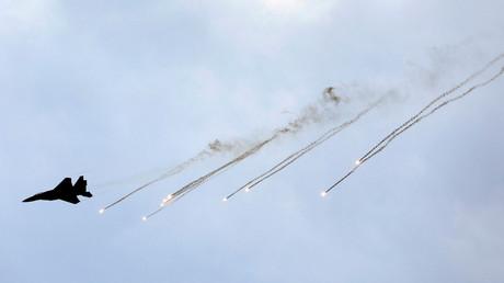 Im September 2007 griff die israelische Luftwaffe eine mutmaßliche Atomanlage in Syrien an. (Symbolbild)
