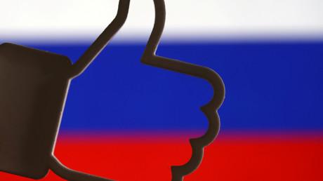 """Facebook eröffnet spezielles """"Russland-Portal"""" zum Schutz der US-Demokratie"""