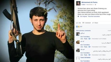 Einer von vielen: Zahlreiche syrische Weißhelme sympathisieren mit Terrorgruppen.