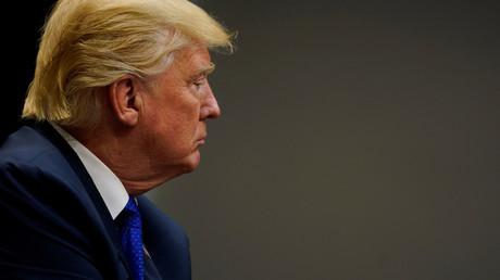 Donald Trump, 28. November 2017.