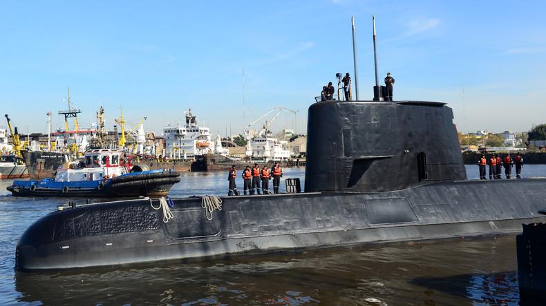 Argentinien stellt Suche nach verschollenem U-Boot ein – Besatzung für tot erklärt