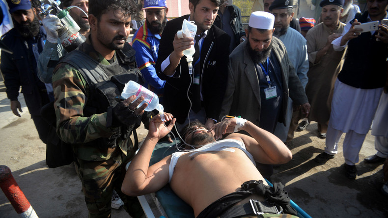 Taliban stürmen Studentenheim in Pakistan - Fünf Angreifer getötet