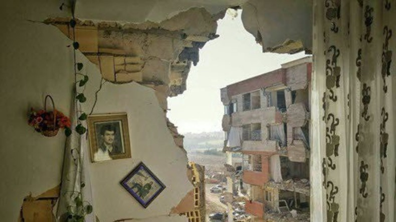 Iran vom neuen Erdbeben heimgesucht