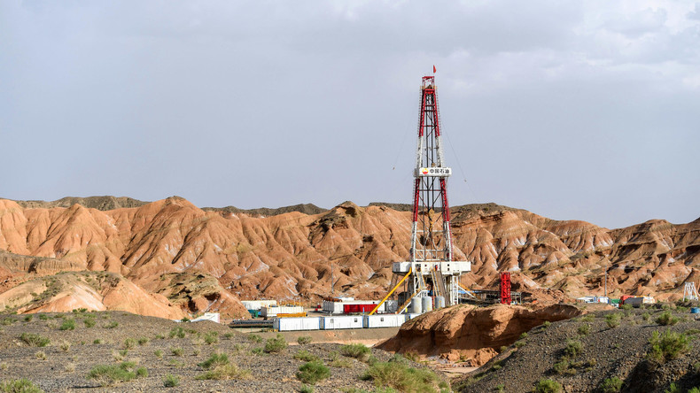 Chinesischer Ölkonzern: Neues Ölfeld im Nordwesten des Landes entdeckt
