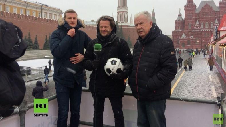 Entscheidende WM-Auslosung findet am Freitag in Moskau statt