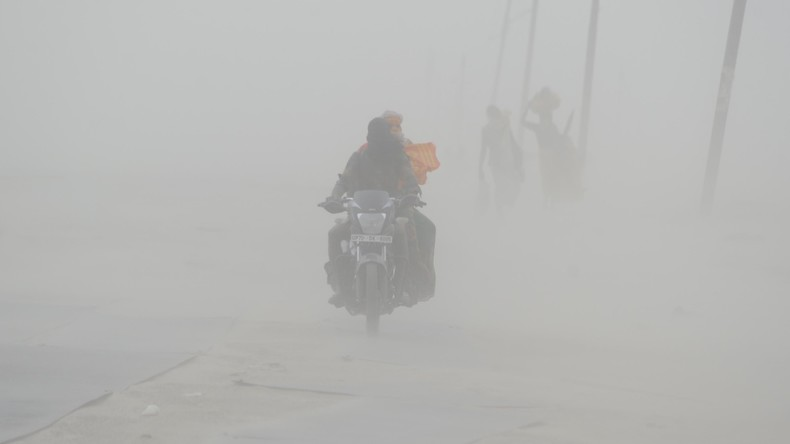 Tropensturm in Südindien – mindestens neun Tote und 70 Verletzte