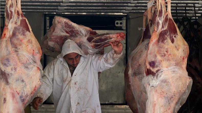 Russland beschließt Einfuhrverbot von Schweine- und Rindfleisch aus Brasilien