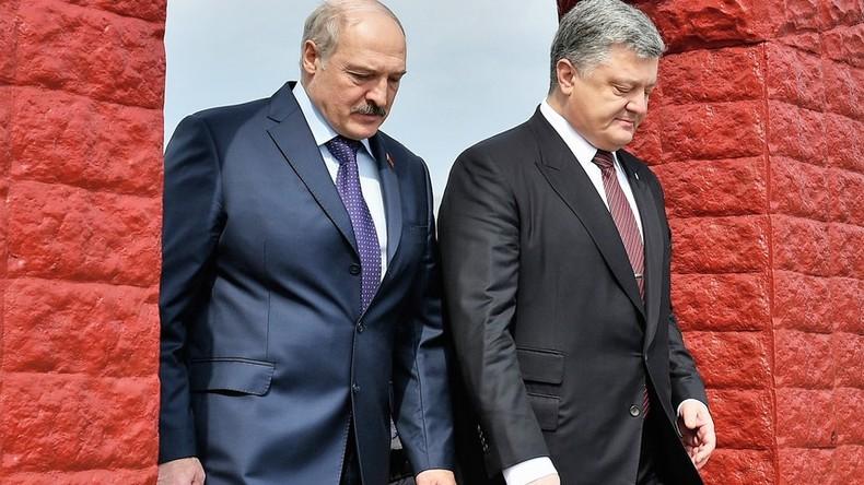 Spionagevorwürfe: Nun sind auch Kiews Beziehungen zu Weißrussland belastet