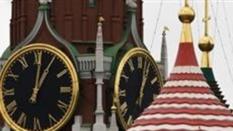 LIVE: Kreml-Turmuhr-Countdown zur Gruppenauslosung der WM 2018