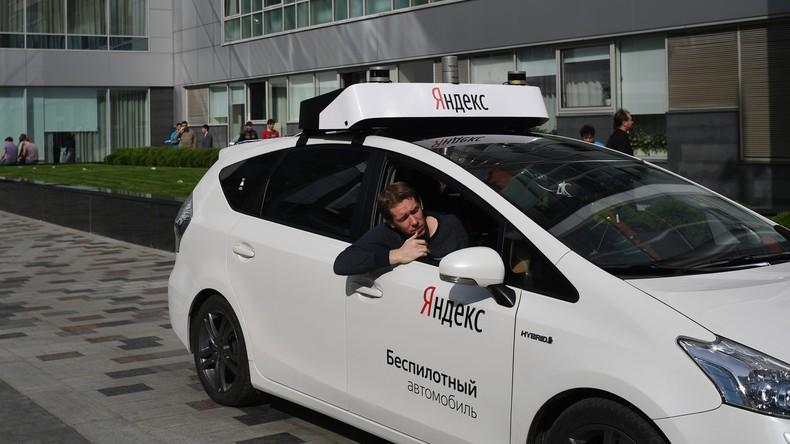 IT-Experten: Fahrerlose Autos reagieren auf der Straße schneller als Menschen