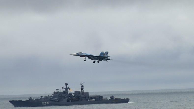 """""""Russland wird von einem Krieg gegen Nordkorea nicht überrascht sein, da es sich darauf vorbereitet"""""""