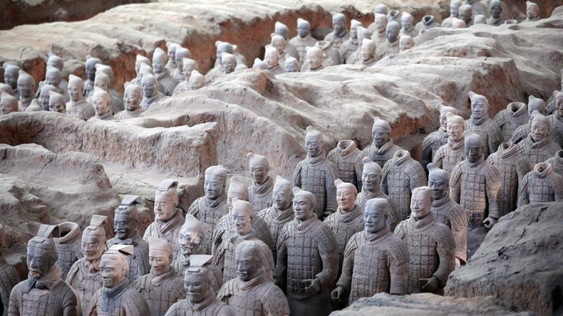 Grabräuber wegen Diebstahl von Antiquitäten in China zum Tode verurteilt