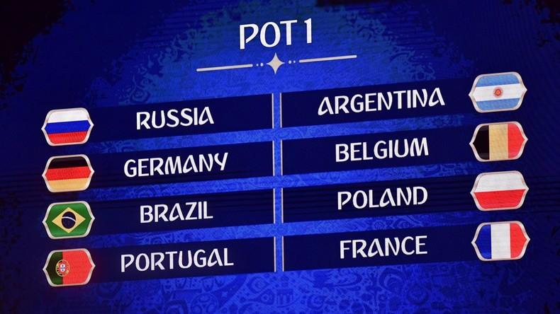 Deutschland bei Fußball-WM-2018 gegen Mexiko, Schweden und Südkorea