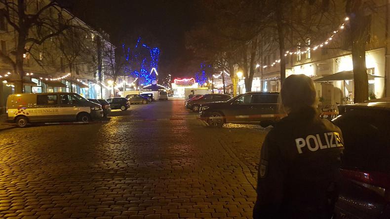 LIVE: Weihnachtsmarkt Potsdam evakuiert nach Fund einer Sprengfalle