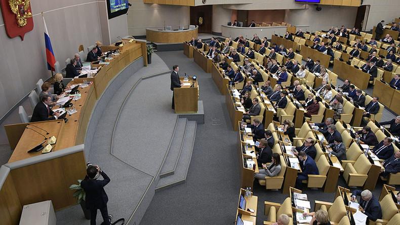 Nach Entzug der RT-Akkreditierung durch US-Kongress: Duma verbietet US-Reportern den Zugang