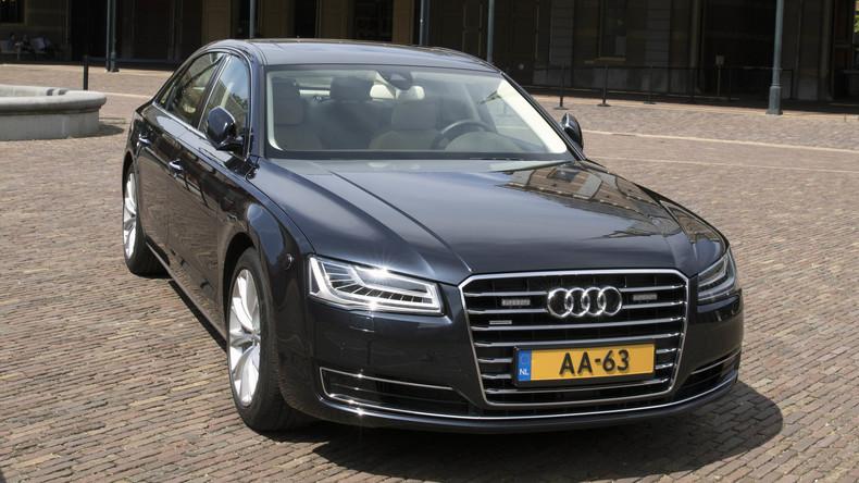 Niederlande: Autos für 40 Millionen Euro illegal nach Berlin verkauft