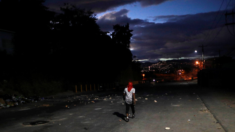Honduranische Regierung verhängt Ausgangssperre wegen Krawallen nach Präsidentenwahl
