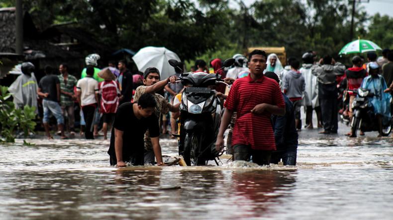 25 Tote nach Wirbelsturm auf Java