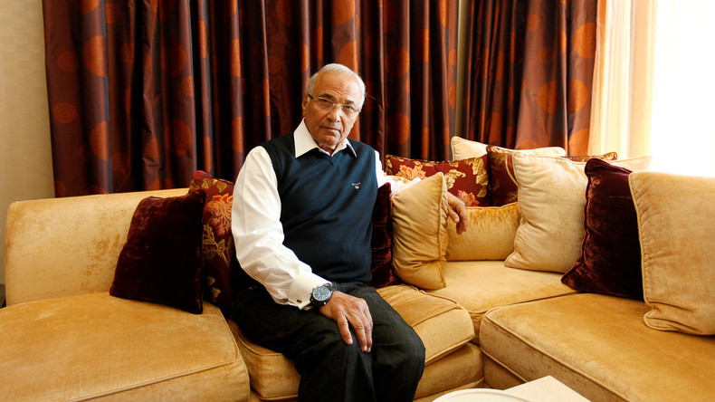 Ägyptens Ex-Premier Ahmed Schafik kehrt aus Exil zurück