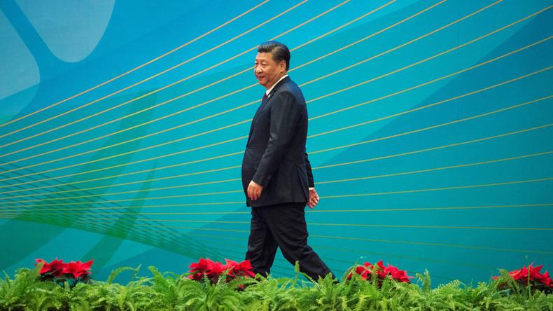 Chinas Präsident Xi Jinping plädiert für Cybersicherheit und Souveränität im Internet