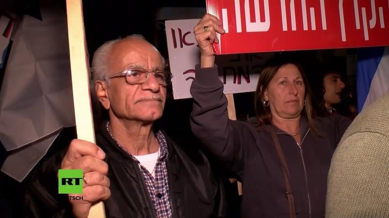 Israel: Demonstranten verlangen strengere Einwanderungspolitik