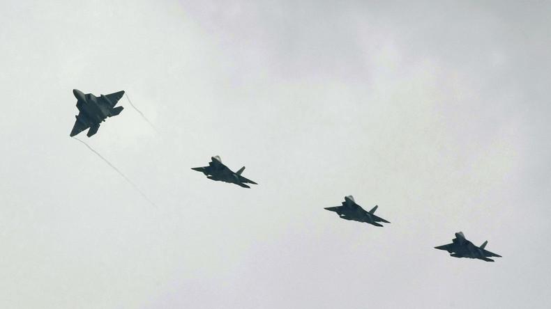Kriegsgefahr steigt: USA starten bisher größtes Luftmanöver mit Südkorea gegen Nordkorea