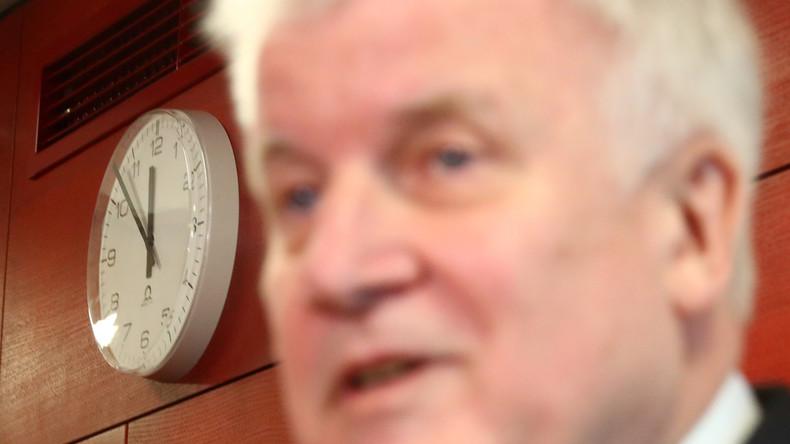 Kreise: Seehofer will CSU-Vorsitz, nicht Spitzenkandidatur