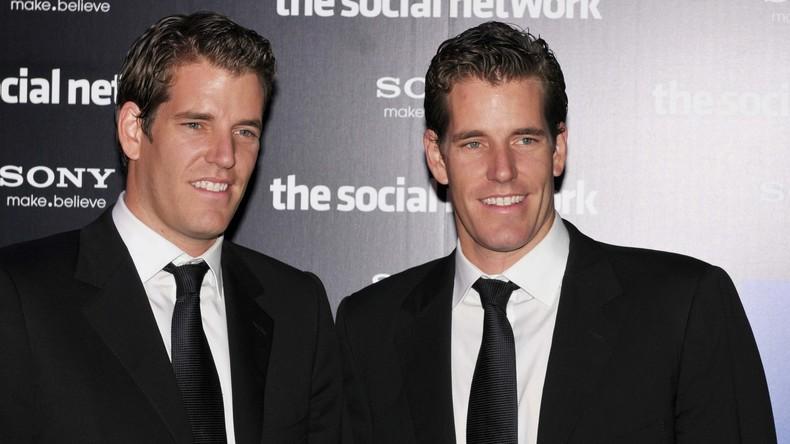 Zwillinge könnten erste Bitcoin-Milliardäre sein