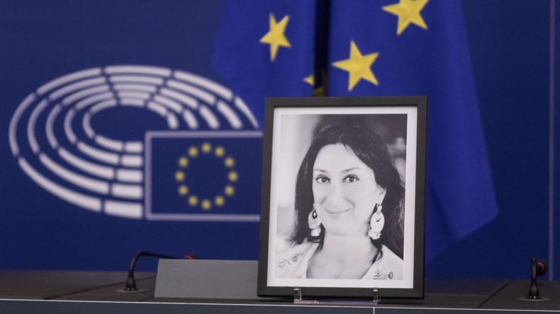 Acht Festnahmen sieben Wochen nach Mord an Journalistin auf Malta