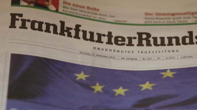 Nawalny-Reihe in Frankfurter Rundschau: Exemplarisch für Niedergang der Russland-Berichterstattung