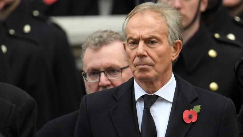"""""""Erase and Rewind"""" - Tony Blair will den Brexit rückgängig machen"""