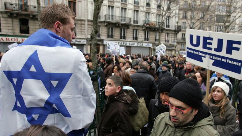 Frankreich: Antisemitismus auf dem Vormarsch? [Video]