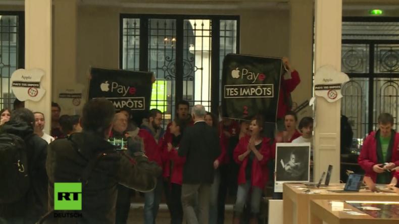 Irland treibt die Apple-Steuerrückzahlung ein