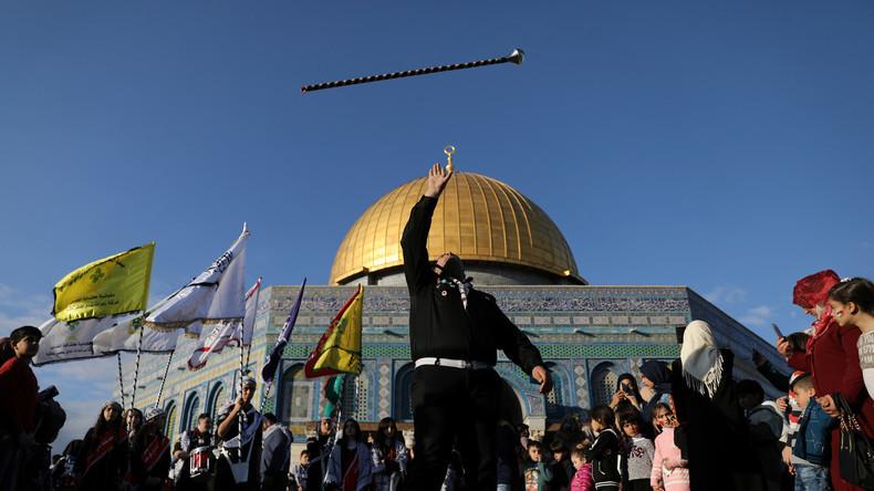 Wem gehört Jerusalem? - Trump drängt auf Anerkennung als Hauptstadt  [Video]