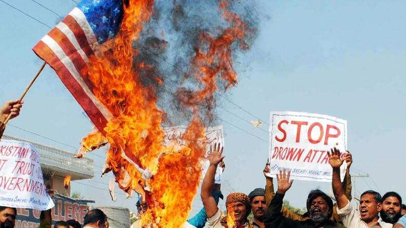 Kampf gegen Terror: USA drohen Pakistan mit Militäreinsatz