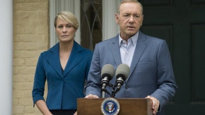 """House of Cards"" bekommt letzte verkürzte Staffel – ohne Kevin Spacey"
