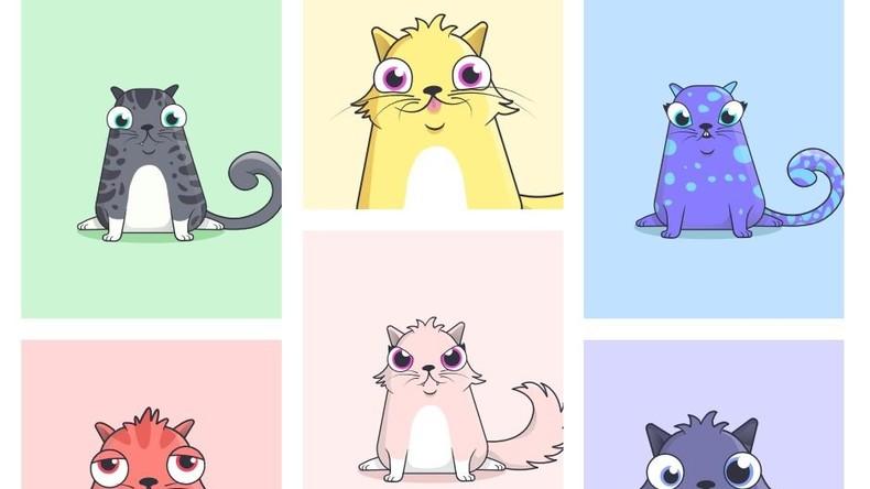 Ethereum-App CryptoKitties: 22.000 digitale Katzen im Wert von drei Millionen Dollar verkauft