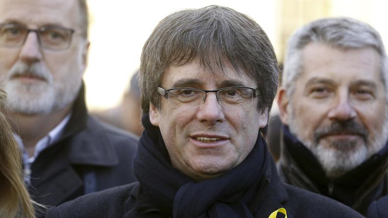 Spanien zieht europäischen Haftbefehl gegen katalanischen Ex-Regierungschef Puigdemont zurück