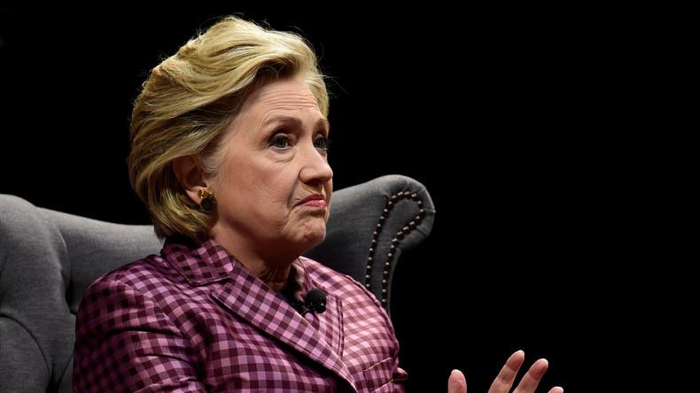 Clinton-Emails: US-Kongress droht FBI und Justizministerium rechtliche Schritte an [Video]