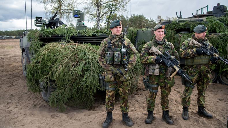 20 Prozent der britischen Armee ist unfit für Kampfeinsätze
