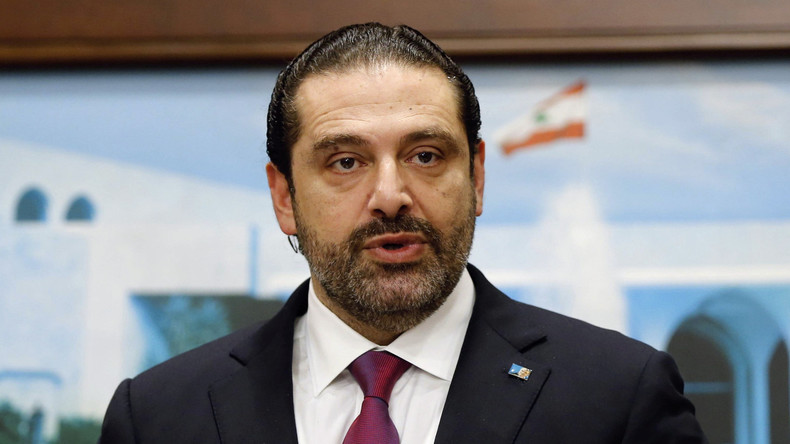 Offiziell: Libanons Premier Hariri nimmt Rücktritt zurück