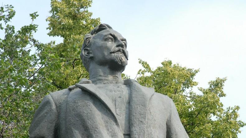 """Kommunisten wollen Dserschinski-Denkmal wieder: """"Symbol für Ehrlichkeit und Selbstlosigkeit"""""""