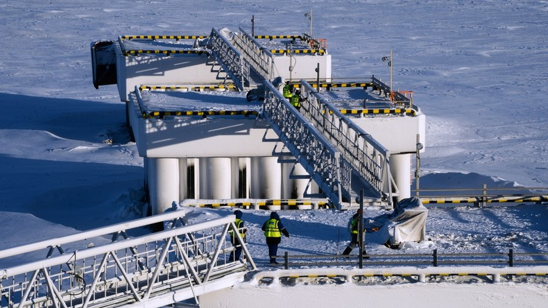 Russischer Gaskonzern Novatek nimmt Flüssiggas-Produktion am Nordmeer auf
