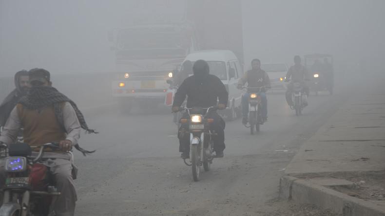 Unicef: 17 Millionen Kinder von extrem hoher Luftverschmutzung betroffen